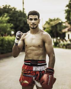 Youssef Boughanem by @PSM FIGHTER